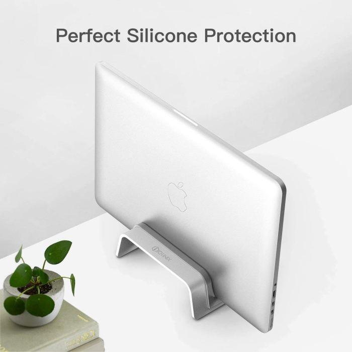 Vertical Laptop Stand For Macbook Pro