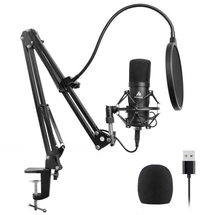 USB Microphone Kit 96KHZ/24BIT - Professional Microphone