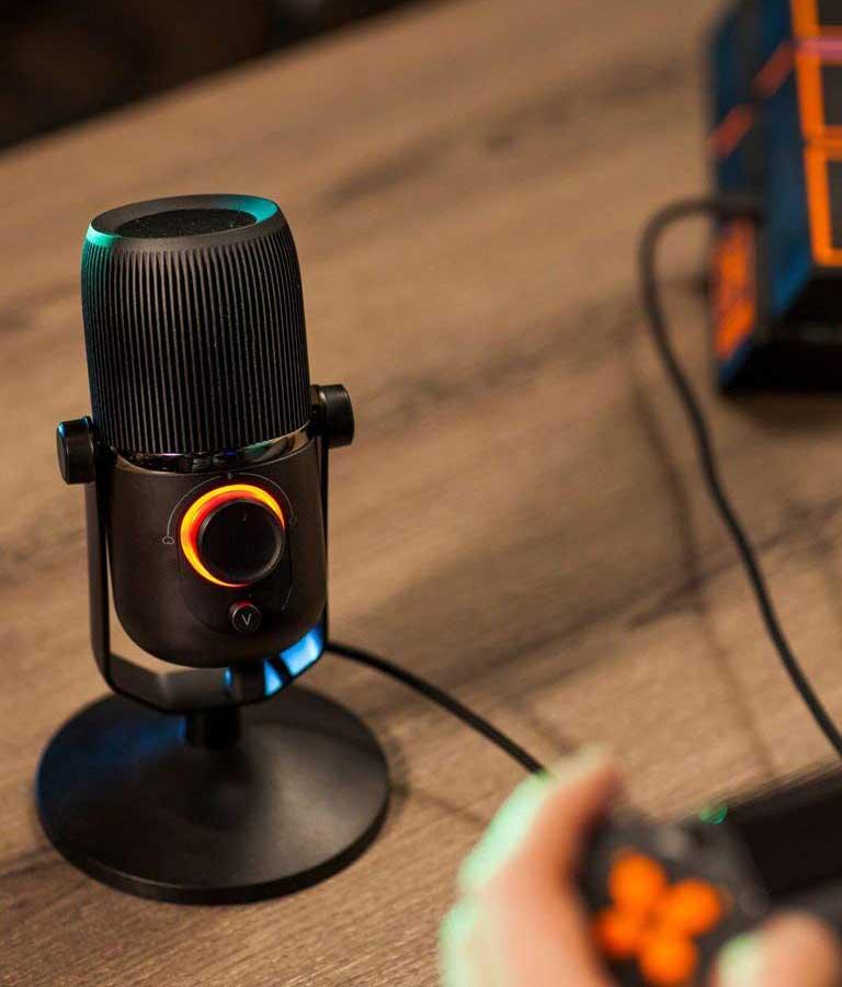 Professional-microphones