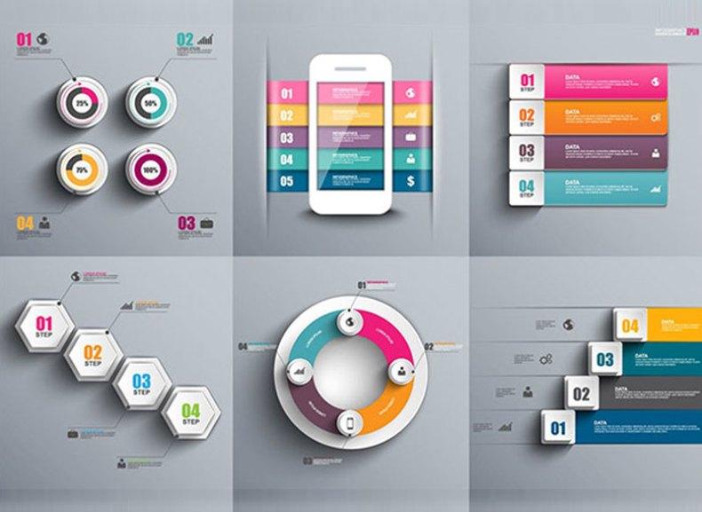 3D Infographics