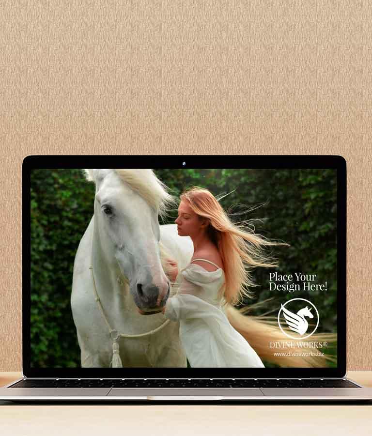 Free MacBook Pro Mockup - Divine Works