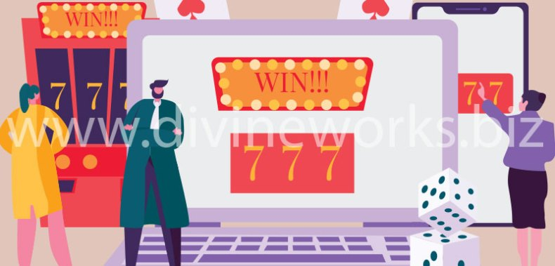 Free Adobe Illustrator Casino Gaming Vector Illustration by Divine Works