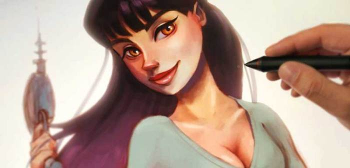 The Ultimate Digital Painting Course Beginner to Advanced