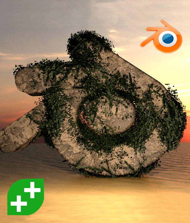 Blender Environment Artist Create 3D Worlds From Scratch