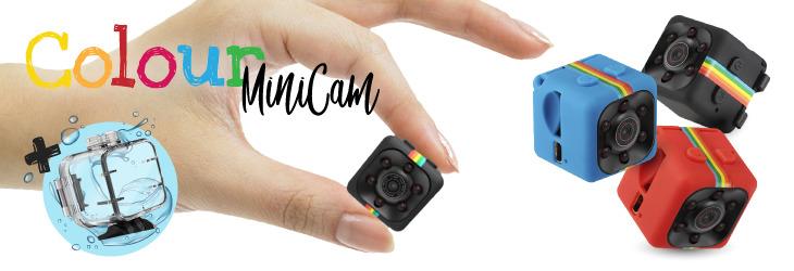 Color Mini Cam Portable Camera