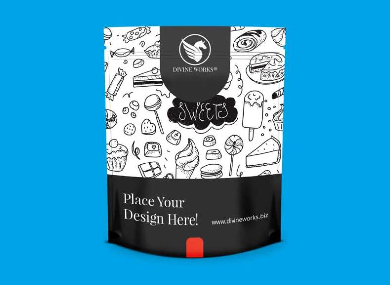 Download Free Packaging Mockup by Divine Works