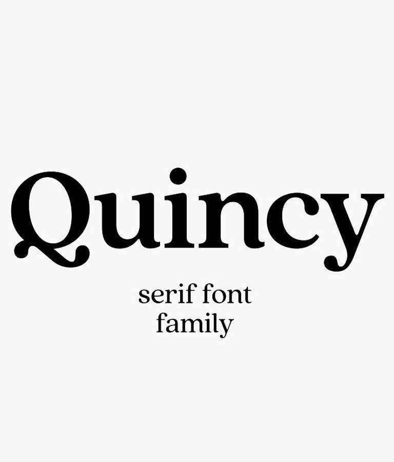 Quincy-CF-Vintage-Serif-Font-Family-V