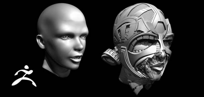 NEW! ZBRUSH Hard Surface Techniques and Workflows All Levels