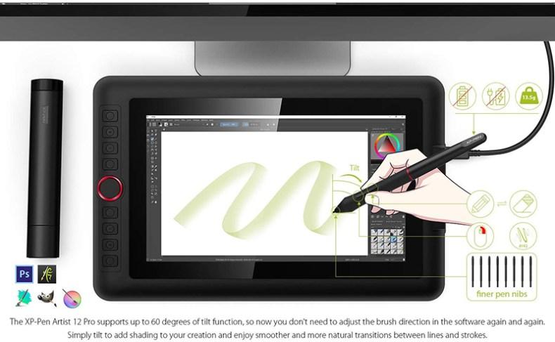 XP-PEN Artist12 Pro 11.6