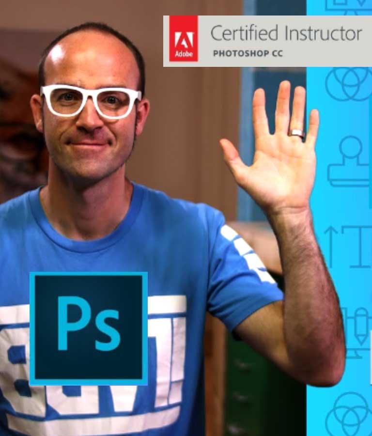 Adobe Photoshop CC Advanced Training