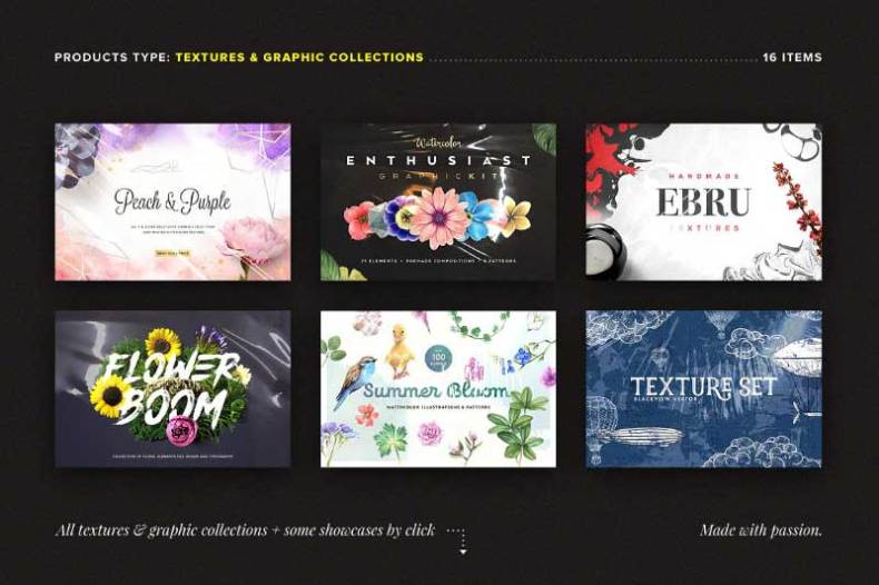 Entire Shop Graphics Bundle