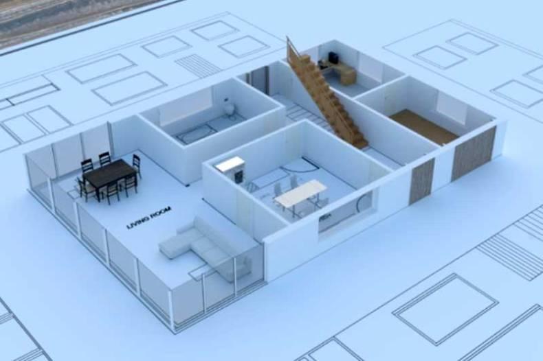 Architectural Design & Animation in Blender 2.8x