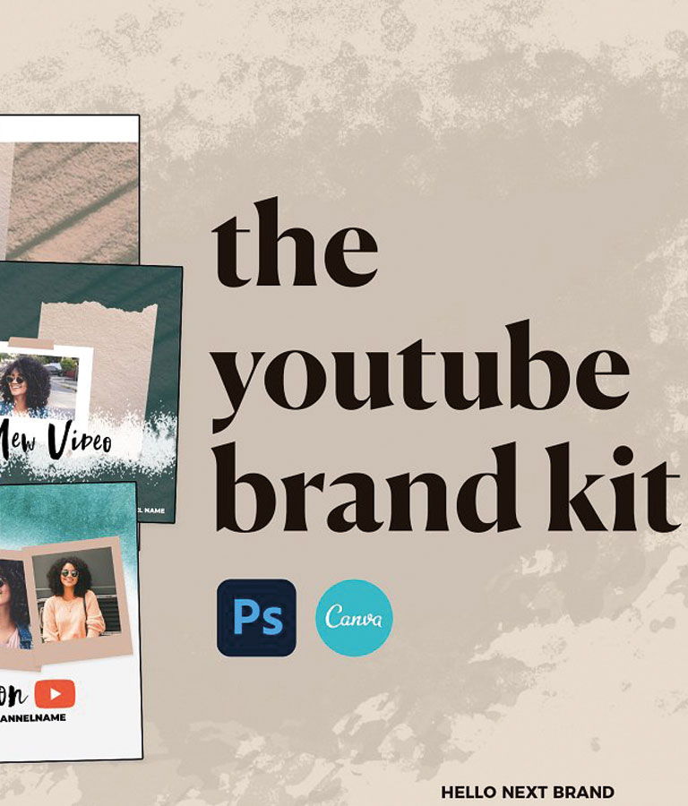 The YouTube brand kit