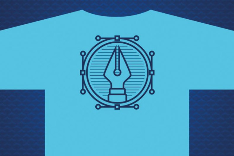 Great Shirt Design in Adobe Illustrator for Merch By Amazon