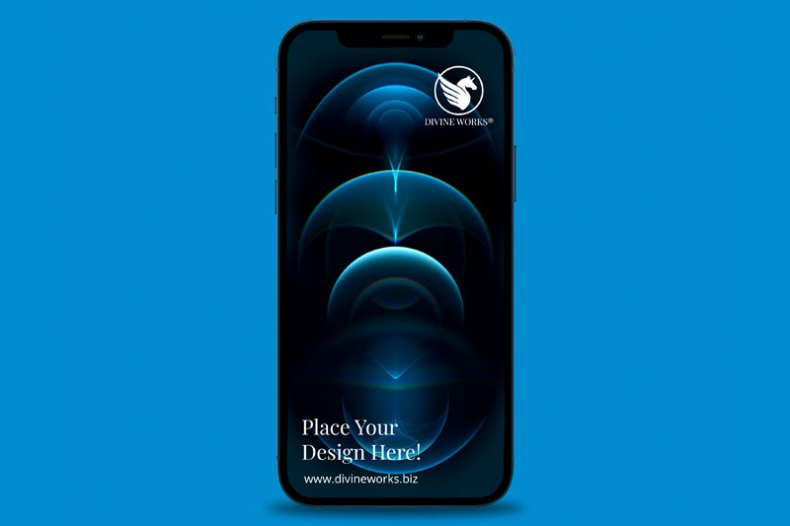 Download Free iPhone 12 Pro Mockup by Divine Works