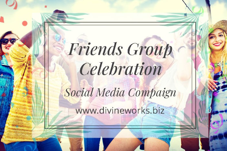 Download Free Celebration Social Media Template by Divine Works