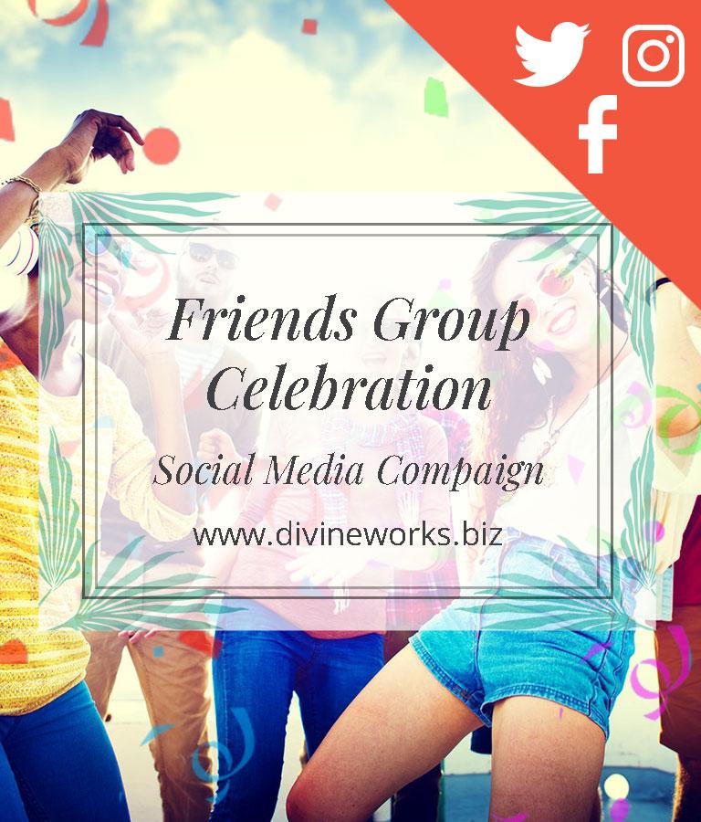 Download Free Celebration Social Media Template by Divine Works