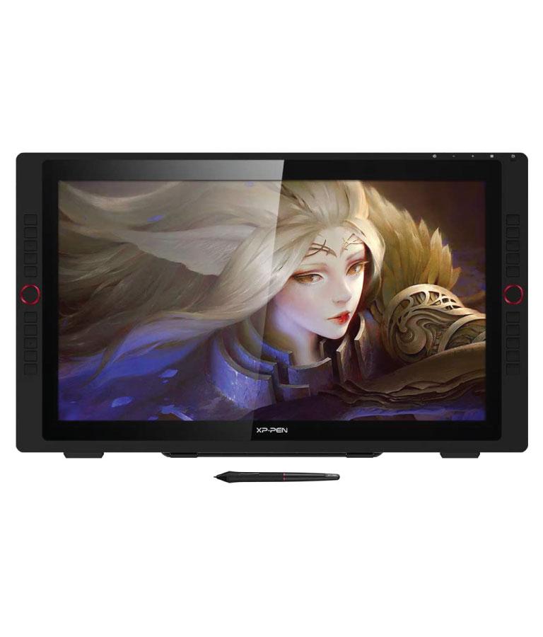 XP-PEN Artist24 Pro Drawing Pen Display 2K Resolution Graphics Tablet