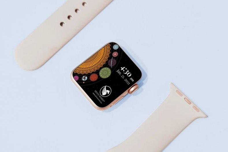 Download Free Apple Watch Series 6 Mockup by Divine Works