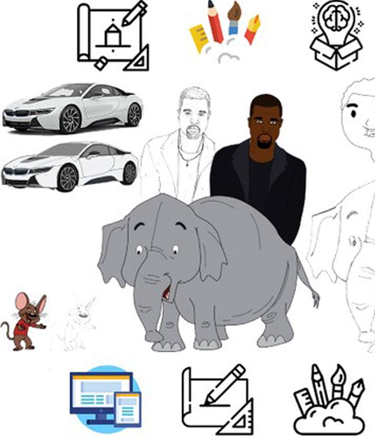 Vantoon Digital Drawing Course