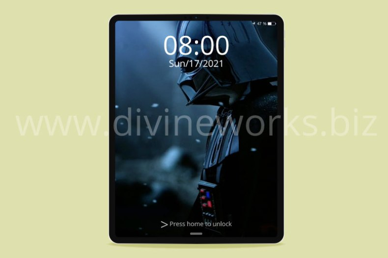 Download Free iPad Pro Vector by Divine Works