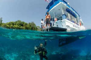 Diving Phuket Adventures with RAID Scuba Diver courses