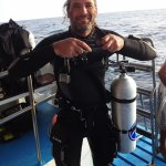 Garry Dallas - Sidemount Diving Course