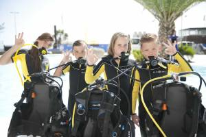 BCD for Kids - Scuba Diving Fun