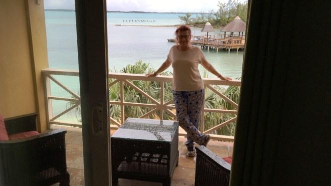 Unser Balkon