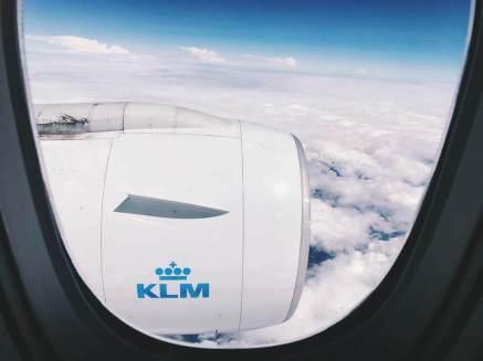 Über den Wolken nach Ecuador