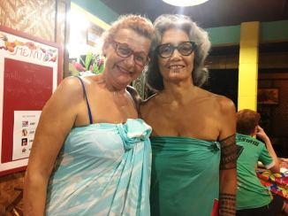 Chantal und Ilse in der Pension Meherio