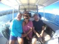 Ilse, Gerhard und Marc