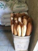 1000 Baguettes/Tag
