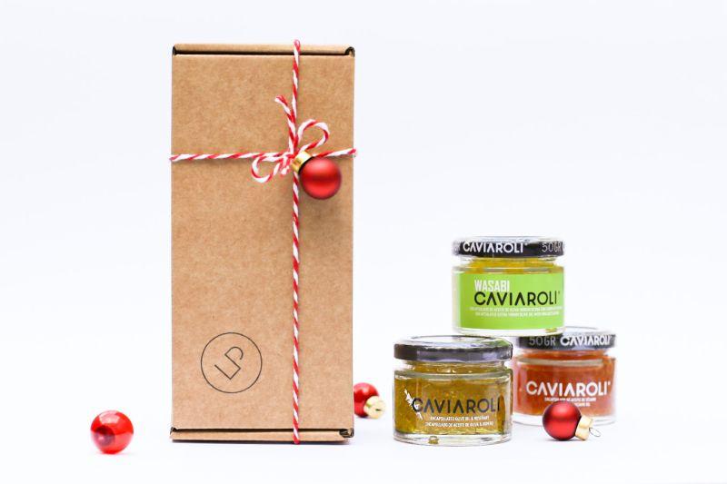 Pack La Patente caviaroli - Regalos Gastronómicos