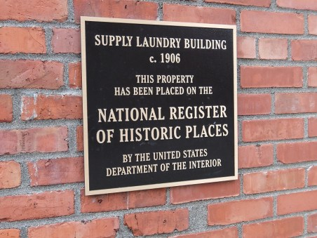 Seattle Supply Laundry Building on National Register of Historic Places