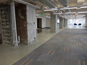 Exchange Building Division 9 Flooring