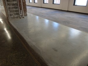 Division 9 Flooring renovation of Seattle's Exchange Building