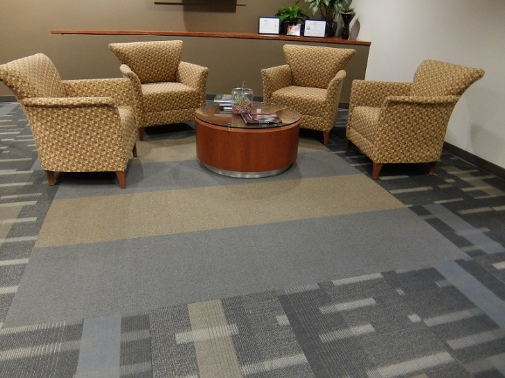 Division 9 gives Healthways flooring facelift