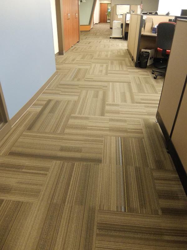 Healthways Herringbone Flooring