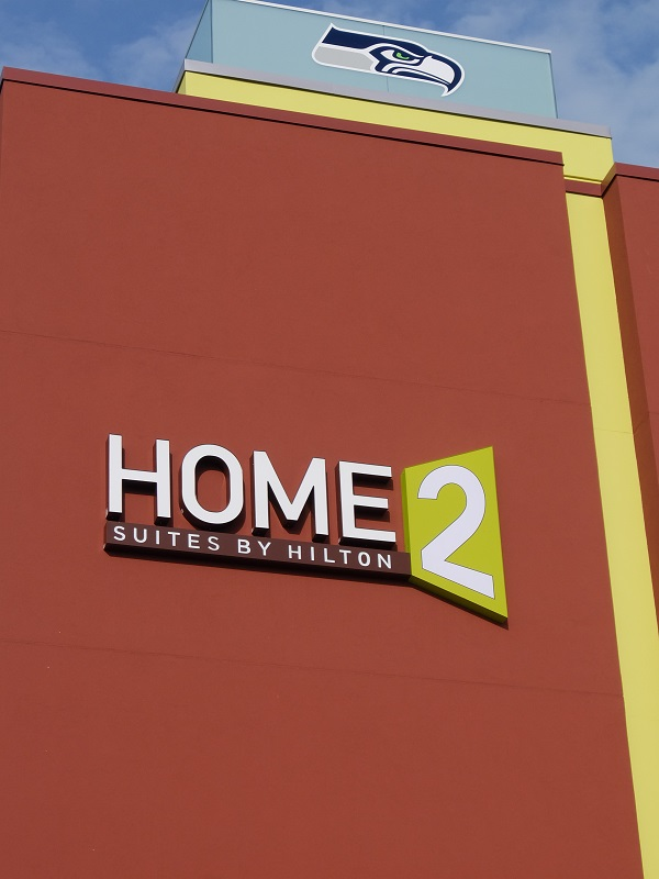 Home 2 Suites by Hilton Division 9 Flooring