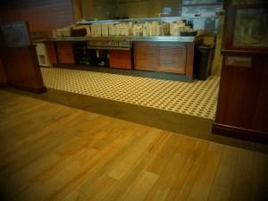 Division 9 Flooring installs new flooring at Ivars Seattle