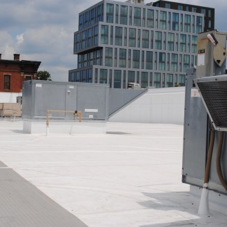 Industrial Roofing Contractor, Indianapolis, Indiana