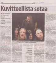 Karjalan Heili 2.5.2010