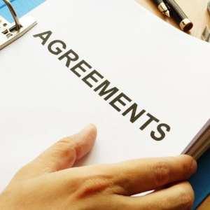 sample divorce agreements