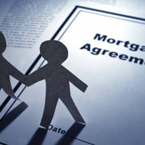 joint mortgage in divorce