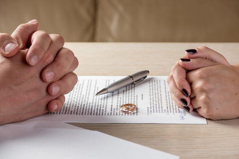 Divorce pension sharing order