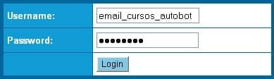 Freeautobot form login