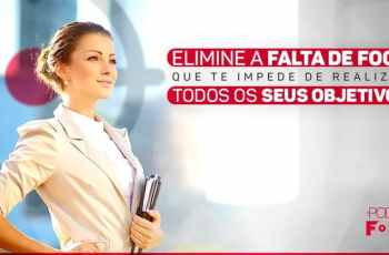 Paulo Vieira e o Poder do Foco