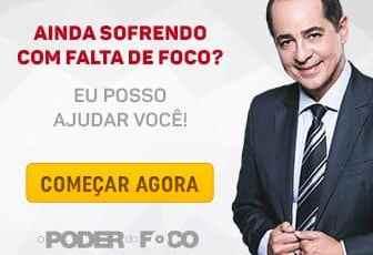 O Poder do Foco com Paulo Vieira