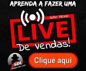 Aprenda a fazer uma live de vendas com John Heine